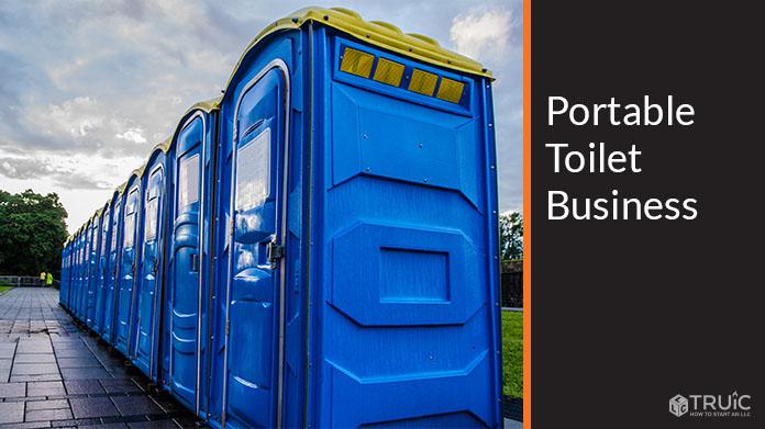 Portable Toilet Business Image