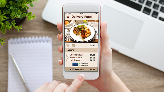 Restaurant Delivery Service Image