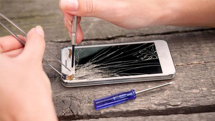 Screen Repair Business Image