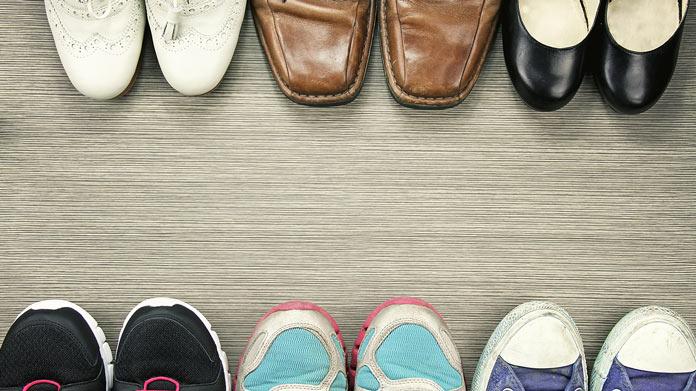 Shoe Line