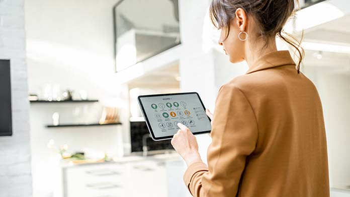 Smart-Home Business Image