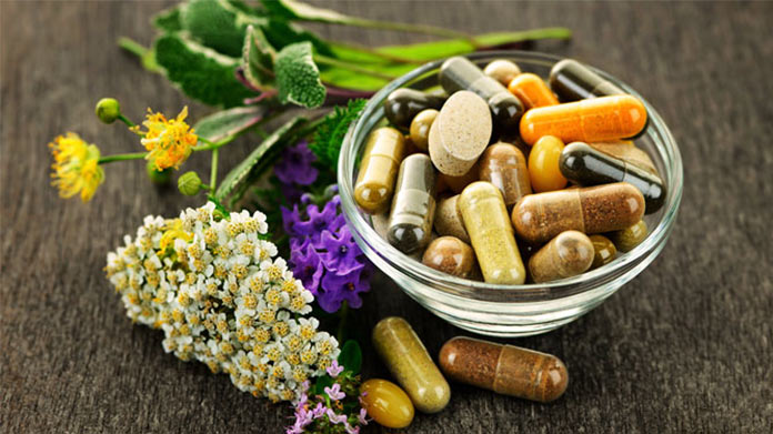 Supplement Business Image