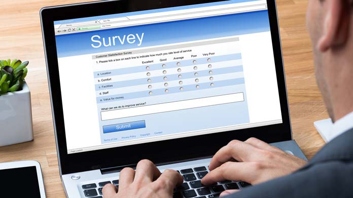 Survey Business Image