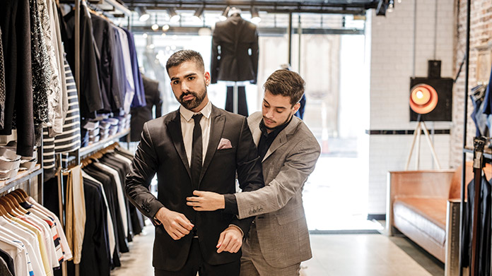 Tailoring Business Image