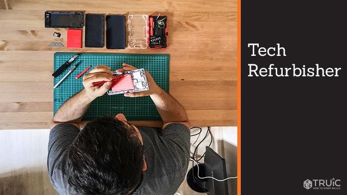 Tech Refurbisher Business Image