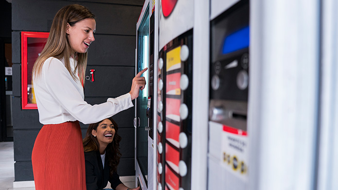 Vending Machine Business Image