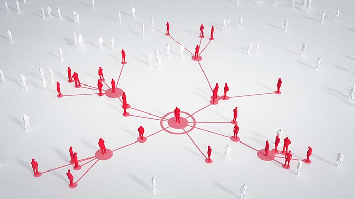 Viral Marketing Consulting Business Image