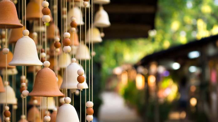 Wind Chime Business Image