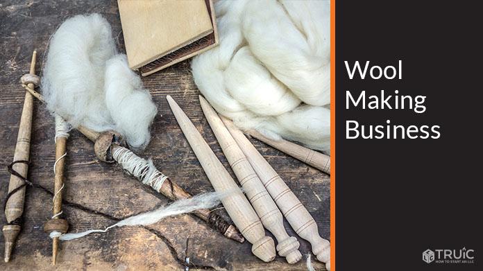 Wool Making Business Image