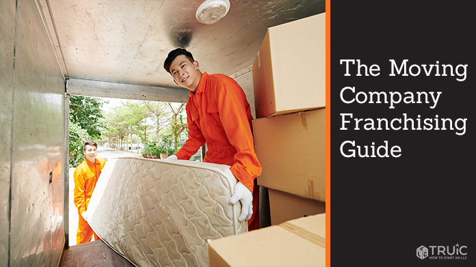 Recommended Moving Company Franchises Franchising Image