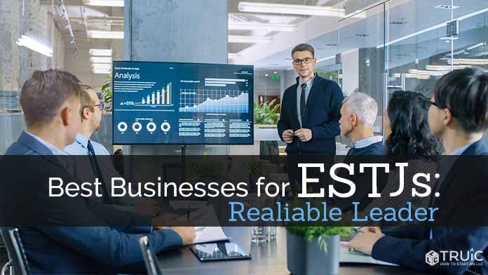 ESTJ Business Ideas Image