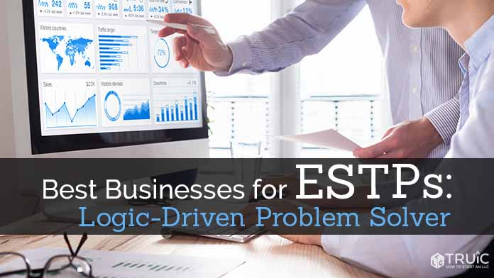 ESTP Business Ideas Image