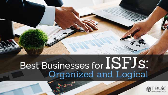 ISFJ Business Ideas Image