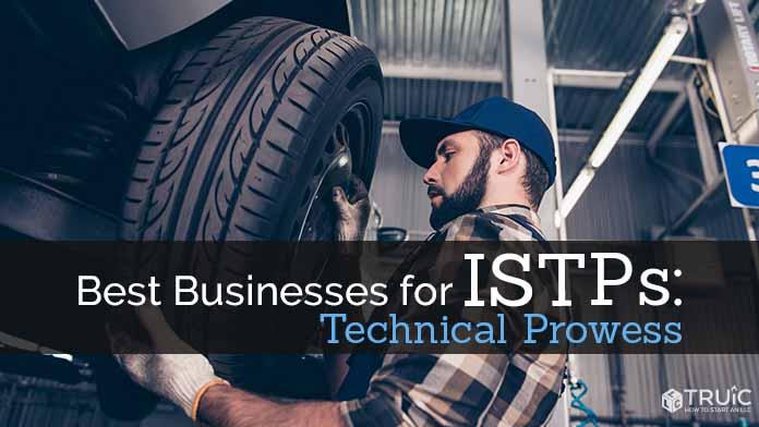 ISTP Business Ideas Image