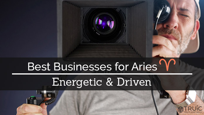 Aries Business Ideas Image