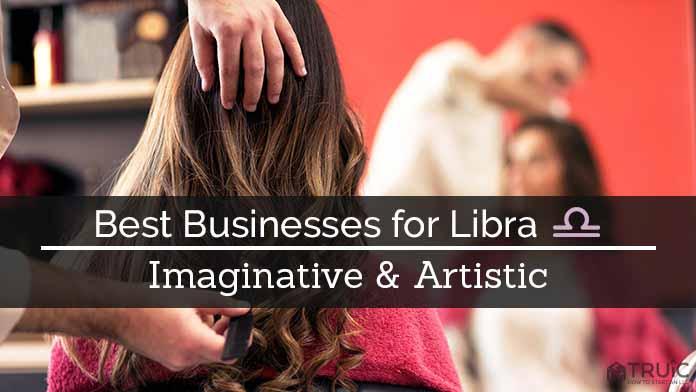 Libra Business Ideas Image