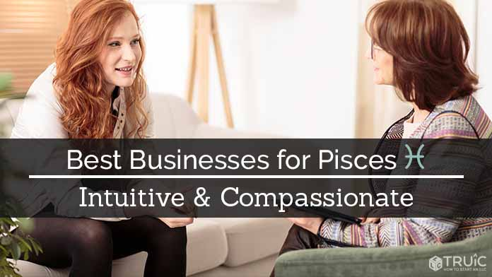 Pisces Business Ideas Image