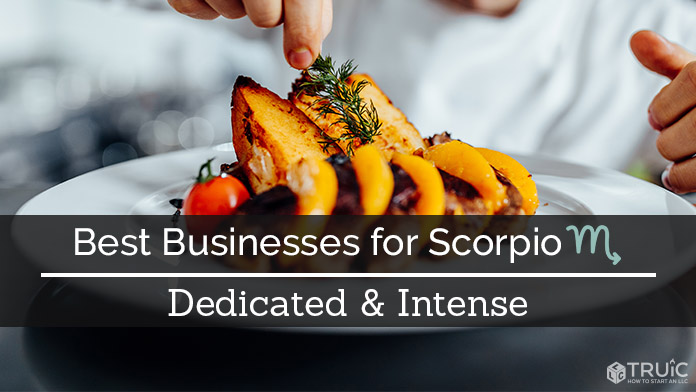 Scorpio Business Ideas Image