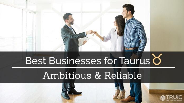 Taurus Business Ideas Image