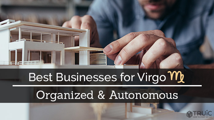 Virgo Business Ideas Image