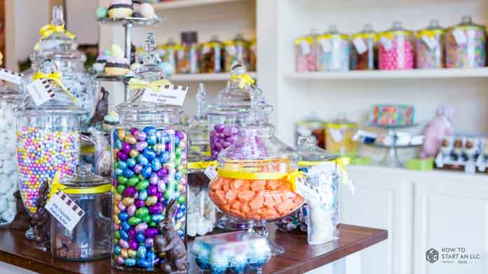 The Purchasing Guide for Starting a Candy Store Purchasing Image