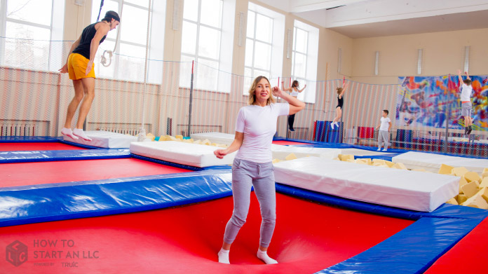 The Purchasing Guide for Starting an Indoor Trampoline Park Purchasing Image