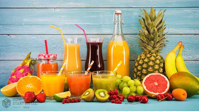 The Purchasing Guide for Starting a Juice Bar Purchasing Image