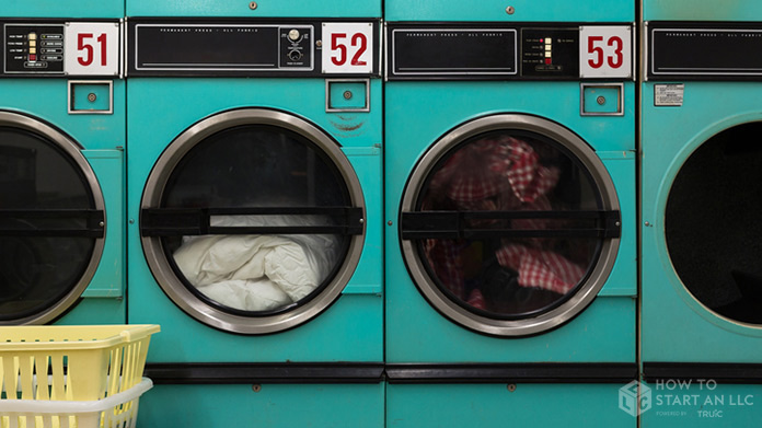 The Purchasing Guide for Starting a Laundromat Purchasing Image