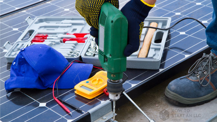 The Purchasing Guide for Starting a Solar Panel Business Purchasing Image