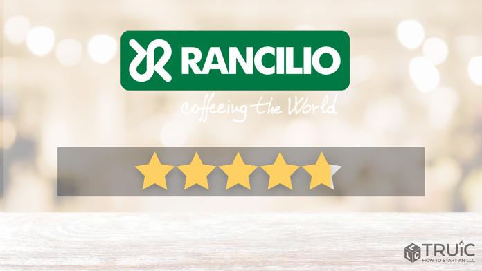 Rocket Espresso machine with a 4.8 star review.