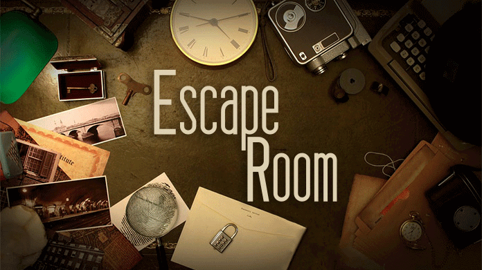Escape Room Branding Image