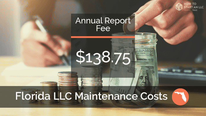 Cost to Maintain an LLC in Florida
