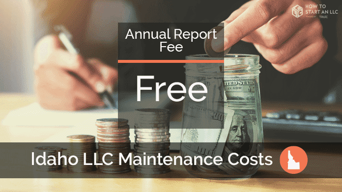 Cost to Maintain an LLC in Idaho