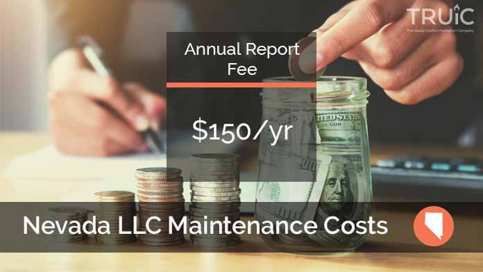 Cost to Maintain an LLC in Nevada