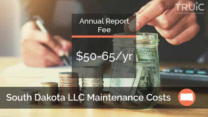 Cost to Maintain an LLC in South Dakota