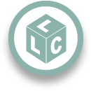 A cube with LLC on 3 sides