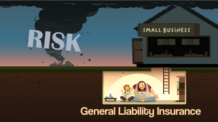What does General Liability Cover?