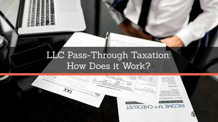 LLC Pass-Through Taxation: How Does it Work?