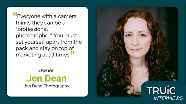 Jen Dean, Jen Dean Photography
