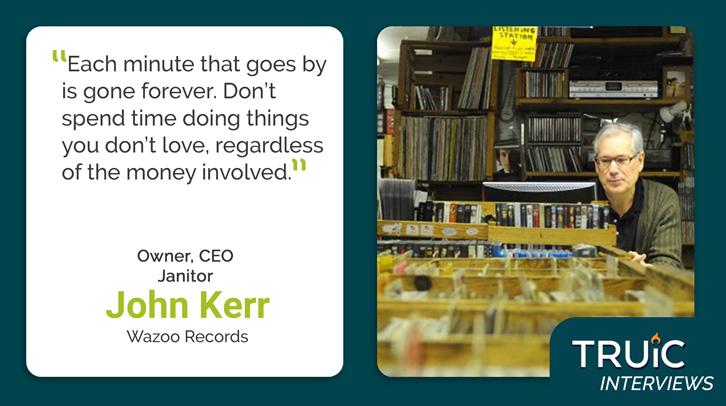 John Kerr, Wazoo Records