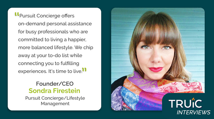 Sondra Firestein, Pursuit Concierge + Lifestyle Management