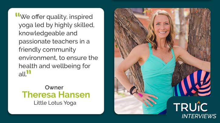 Theresa Hansen, Little Lotus Yoga