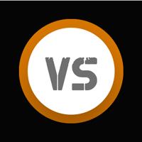 A versus symbol