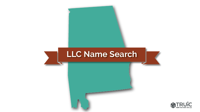 Alabama LLC Name Search Image