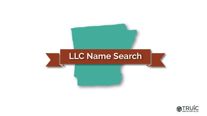 Arkansas Llc Name Search Image