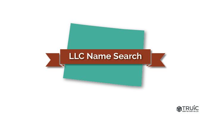 Colorado LLC Name Search Image