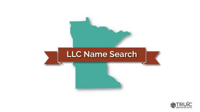 Minnesota LLC Name Search Image