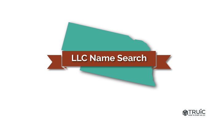 Nebraska LLC Name Search Image