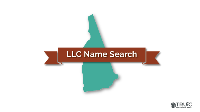 New Hampshire LLC Name Search Image
