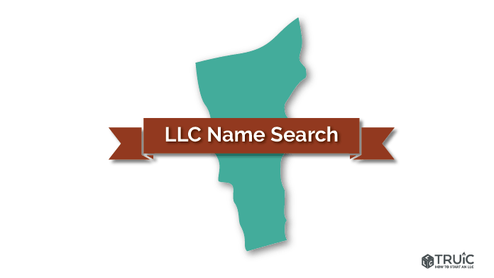 Vermont LLC Name Search Image